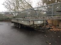 Graham Edwards 14ft Triple Axel Trailer