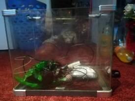 Fish tank 40 ltr