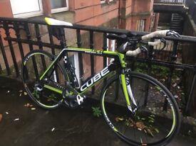 Cube Aerium TT/Triathlon Bike 54cm Frame, rrp over £1000