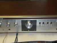 Vintage SONY Amplifier TA-1010 Solid State Integrated