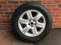 Freelander 2 new alloy and tyre