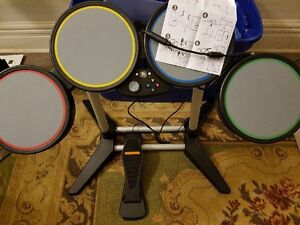 Rock Band Drums - Xbox 360