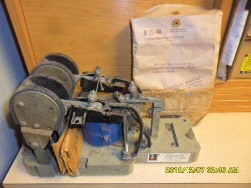 CUTTLER HAMMER 6002H505A DC CONTACTOR