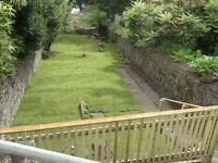 4 Double Bedroomed Student Garden Flat on Eaton Crescent
