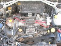 Subaru Impreza 2.0 Turbo EJ20 Engine
