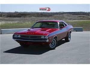 1971 Dodge Challenger BIG Block