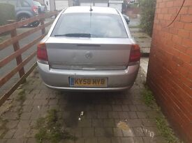2008 Vauxhall Vectra 1.9cdti spares or repairs
