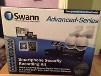 Swann Advanced Series 2x PRO-530 & 2x PRO-746 Dome Cameras