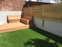 Quality landscape gardening Brighton and Hove