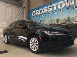 2016 Chrysler 200 LX | 2.4L I4 engine | 9-speed automatic | remo