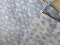 As new baby/toddler bedding for Cotbed