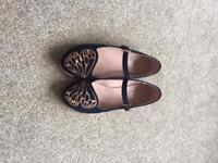 Girls Ted Baker Shoes Size 13