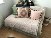 Futon - double sofa bed