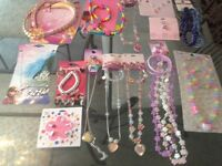 girls jewellery rrp £80 unwanted presents 14 items approx£ 5-7