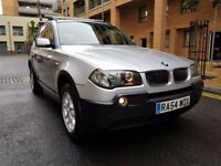 BMW X3 2.0 d SE 5dr Manual 6 Speed, Full Leather Seats, Full Service History, Long Mot, Hpi Clear
