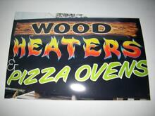 """WOOD-HEATERS / PIZZA OVENS  -  """"TIME TO HEAT AND EAT"""" Dandenong South Greater Dandenong Preview"""