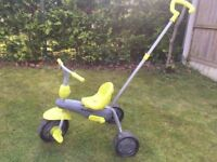 Child Tricycle / Trike with Handle
