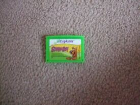 Leap Frog Leap Pad Scooby Doo Game