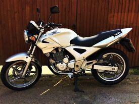 HONDA CBF 250 2005 LOW MILES CHEAP BEST OFFER