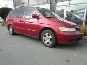 2003 Honda Odyssey GREAT SHAPE FOR YEAR & KMS