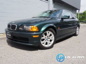 2000 BMW 323CI Coupe! Only 148000kms!