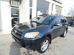 2010 Toyota RAV4 LEATHER AWD ALLOYS HEATED SEATS