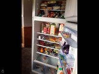 Single American style fridge freezer