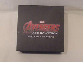 Film Promotional Memorabilia - Avengers: Age of Ultron 4400mAh Power Bank.