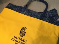 goyard st louis tote bag - medium size