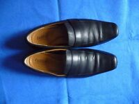 Nearly New Hotter Mens Slip-on Shoes - Size UK 7.5/EU 41.5