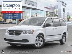 2016 Dodge Grand Caravan CVP Alloys|Rear Power Windows|Clean Car