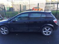 Vauxhall Astra spears and repair