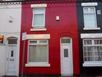 NO DEPOSIT REQUIRED...Two bedroom unfurnished mid Terrace available in Emery Street in Walton,