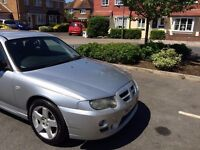 MG ZT - T, 2004 (04 Reg), 117,000 miles, MOT until July 2017