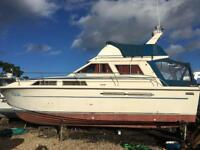BOAT LIVEABOARD PRINCESS 33 FLYBRIDGE