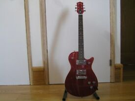 Gretsch Synchromatic G1619(?) Red Sparkle Jet Electric Guitar