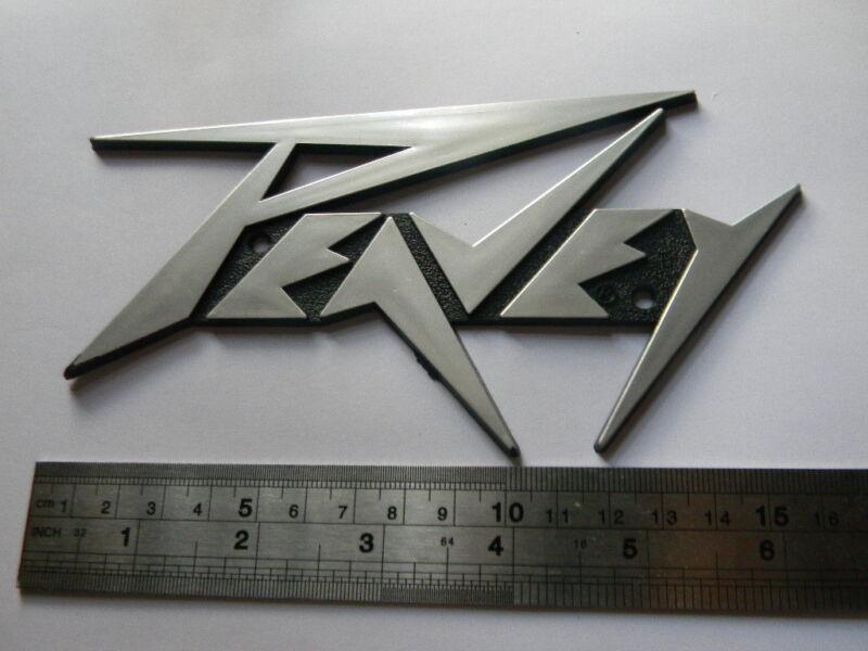 4pcs Replacement Peavey  Badge Emblem Logo 160mm Plastic Aftermarket