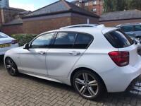 BMW 116d M SPORT 5dr 2 L £11,500 o.n.o