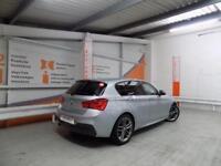 BMW 1 Series 118I M SPORT (silver) 2016-03-01