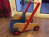 Haba Walker/doll pushchair