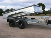 GALVANIZED HYDRAULIC TIPPER TRAILER 10X6 3.5 TON Ardrossan Yorke Peninsula Preview