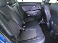 KIA SPORTAGE 1.6 Gdi Isg 2 5dr [Electric Sunroof, Bluetooth] (blue) 2012