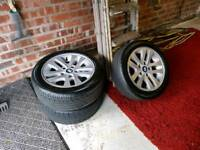 Bmw wheels and tyres 3 series