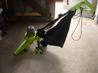 LAWNMOWER VACUMN EXCELLENT CONDITION