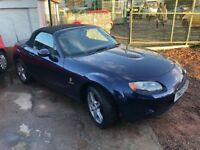 Mazda MX5 1.8 Icon Edition 2007 May swap px