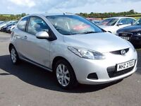 2009 Mazda 2 1,4 diesel with only 52000 miles, motd august 2018 only £20 a year tax