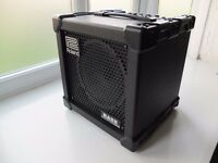 Roland CUBE-20XL 20-Watt Compact BASS Amp, like new, South Manchester