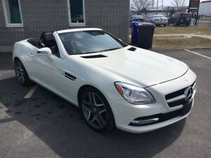 2013 Mercedes-Benz SLK-Class SLK 250 TOIT VITREE AMG PACKAGE!!!