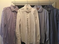 4 Men's Shirts - Collar 15.5