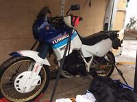 Aprilia Tuareg 350 Wind for Road, Enduro, Green laner etc,1999 reg, Rotax engine
